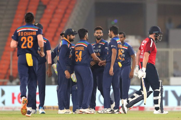 India And England Retain First And Second Spot In The ICC T20I Rankings