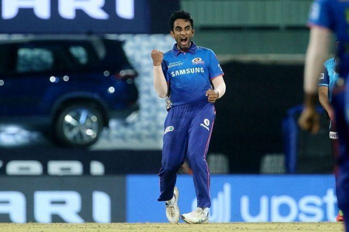 Jayant Yadav, IPL 2021, MI, Predicted playing XI, playing XI, Mumbai Indians, MI vs CSK