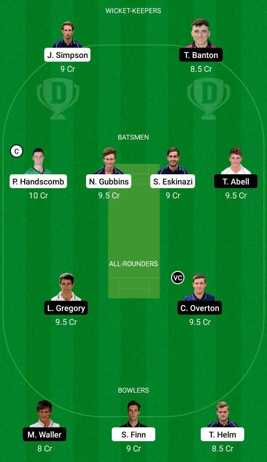 MID vs SOM Dream11 Prediction Fantasy Cricket Tips Dream11 Team English Test County Championship