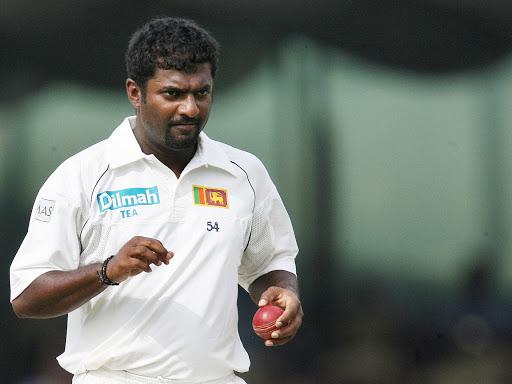 मुथैया मुरलीधरन, श्रीलंका, टेस्ट क्रिकेट