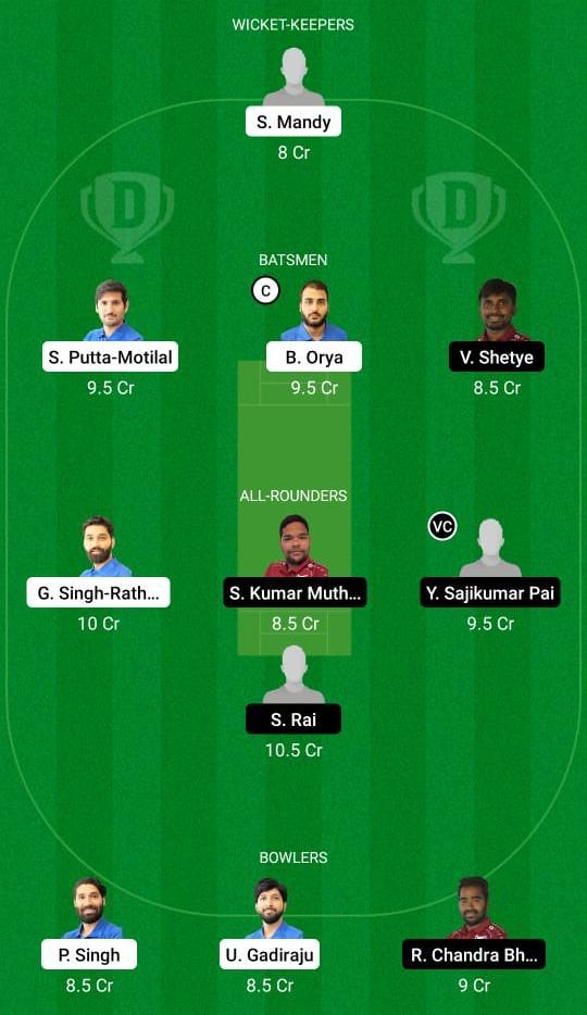 MTV vs VFB Dream11 Prediction Fantasy Cricket Tips Dream11 Team ECS T10 Kiel