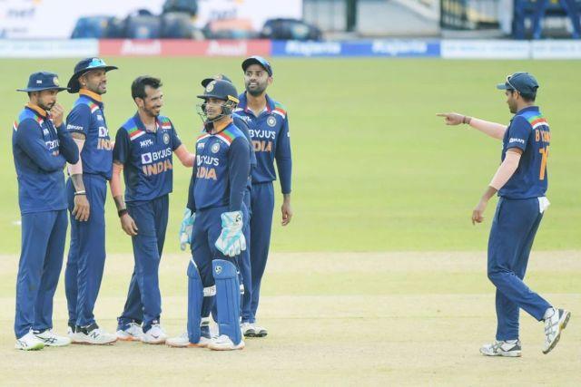 भारत क्रिकेट टीम, श्रीलंका बनाम भारत 2021