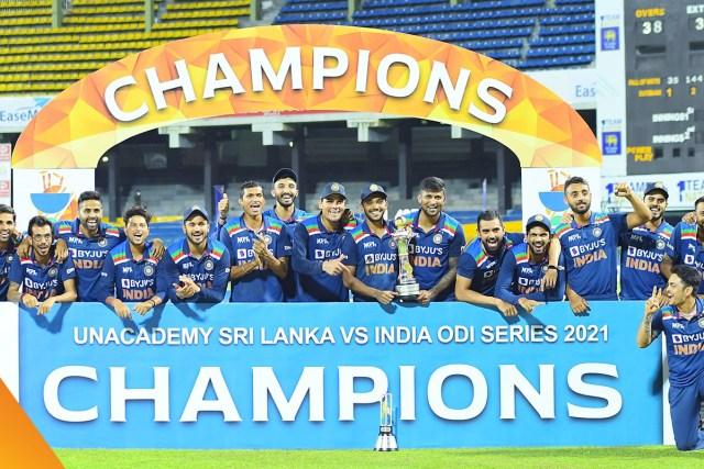 भारत टीम, श्रीलंका बनाम भारत 2021
