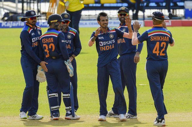 भारत टीम, श्रीलंका बनाम भारत
