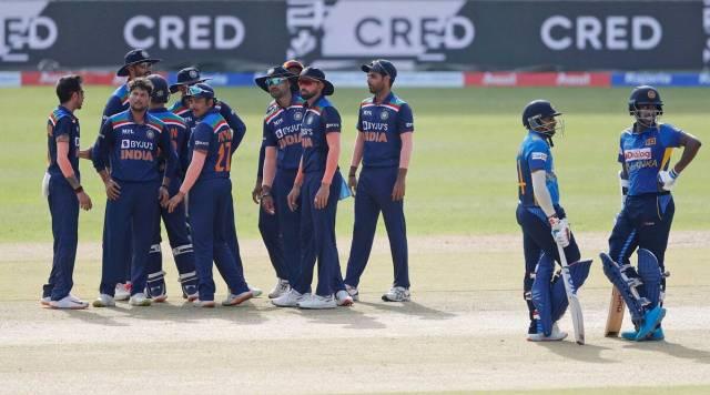 भारत बनाम श्रीलंका 2021