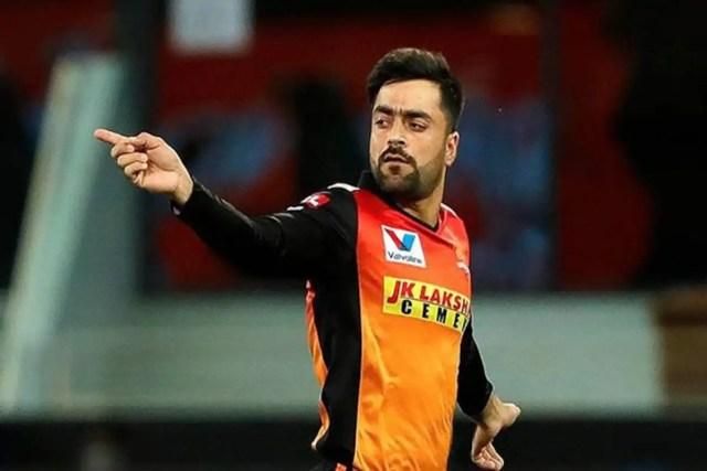 राशिद खान, आईपीएल 2022