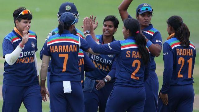 भारतीय महिला टीम (फोटो-गेटी)