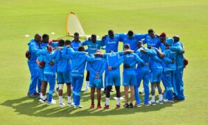 Why West Indies team was banned from training in New Zealand?