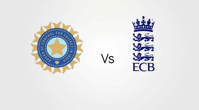 India vs England | The Big Test