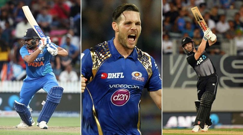 Mitchell McClenaghan responds to a fan who asked him to choose between Rohit Sharma and Kane Williamson