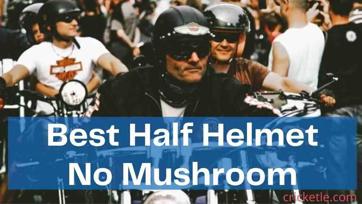 Read more about the article 10 Best Half Helmet no Mushroom ✔️ (2021 Picks)