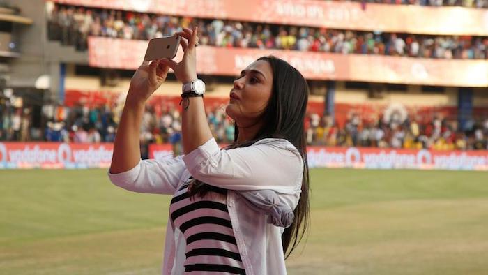 Preity Zinta IPL
