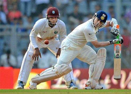 Sachin Tendulkar vs West Indies last test