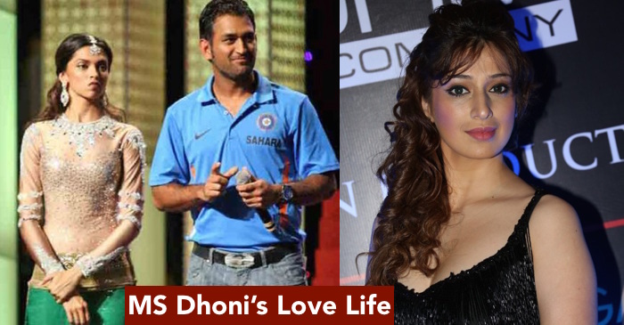 Ms Dhoni Dated These 4 Beautiful Women Before Marrying