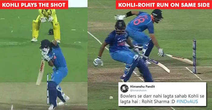 Virat Kohli-Rohit Sharma