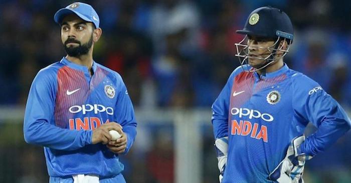 India's squad for T20I series against Australia announced