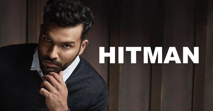 Rohit Sharma HITMAN