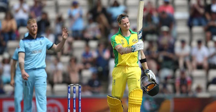 2375e08c724 ICC World Cup 2019 – Twitter Reactions  Steve Smith silences booing crowd  with brilliant century against England – CricketTimes.com