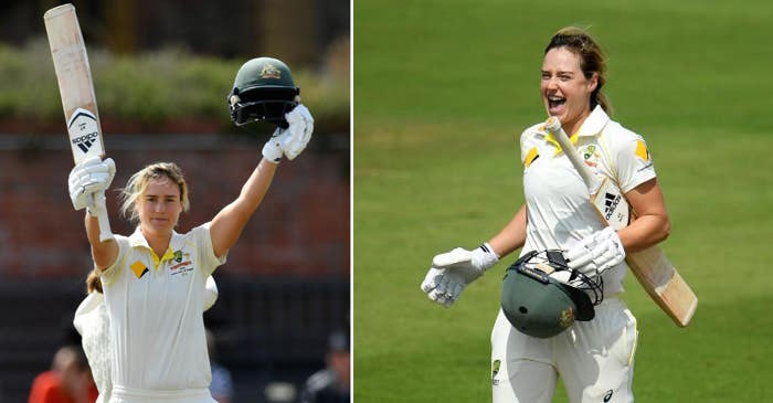 Ellyse Perry century
