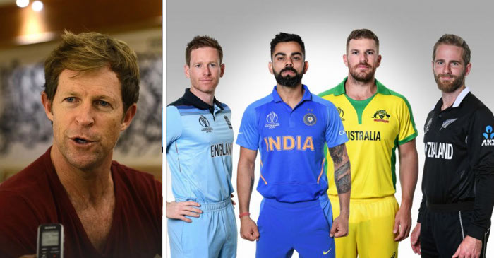 Jonty Rhodes picks his finalists