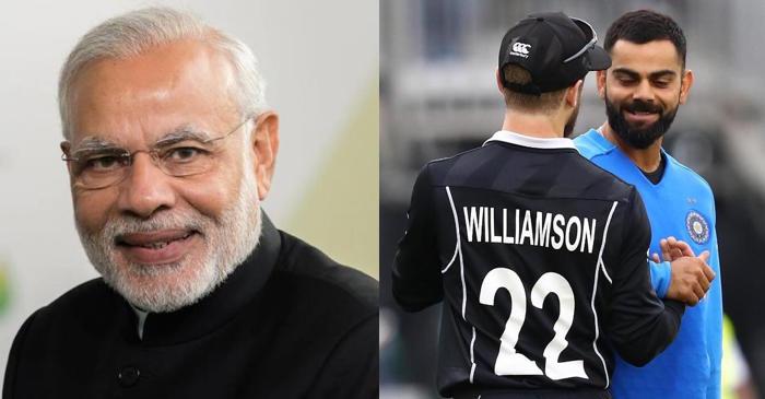 Narendra Modi, Virat Kohli