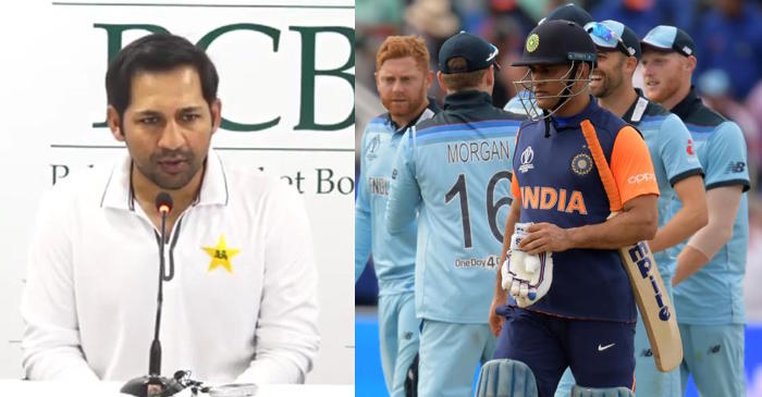 Sarfaraz Ahmed on India defeat against England