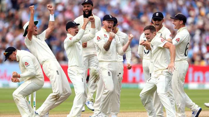 Michael Vaughan's England Playing 11