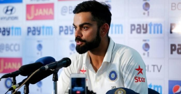 'Competition has gone up at least two-fold': Virat Kohli shares his thoughts on Test Cricket