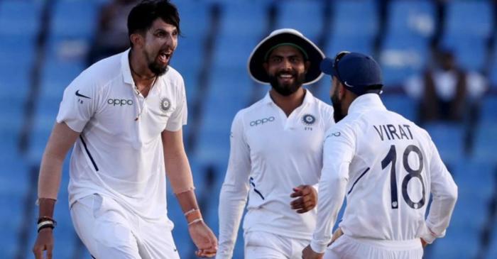Ishant Sharma Test cricket