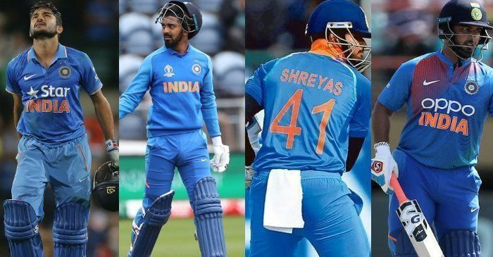 After batting coach Vikram Rathour, Sourav Ganguly also backs these two players for the No. 4 spot