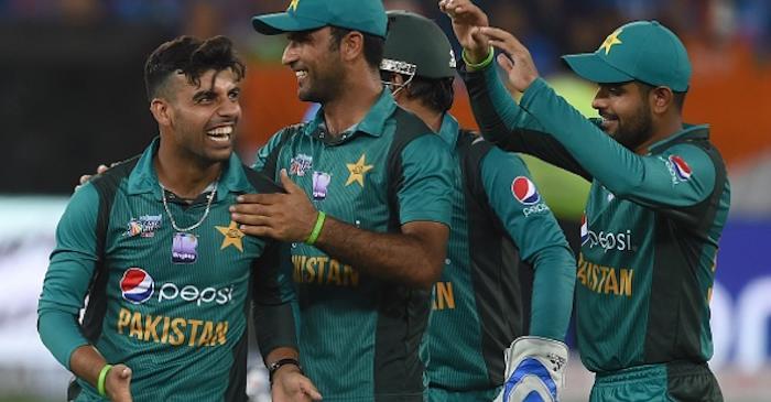 Pakistan T20I squad