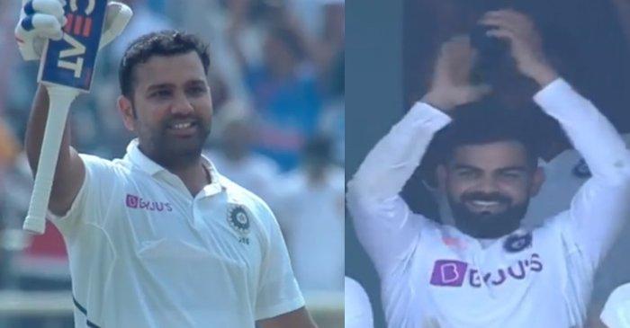 Rohit Sharma Test Match