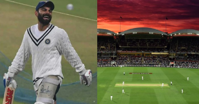Virat Kohli, Day Night Test in Australia