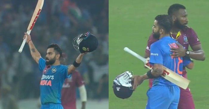 Virat Kohli vs West Indies