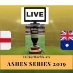 ashes series Eng vs Aus