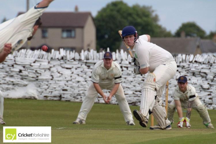 Blackley Cricket Club batsman