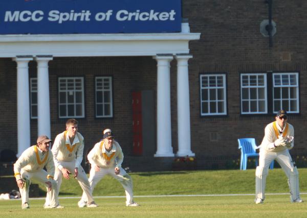 Weetwood MCCU cricket
