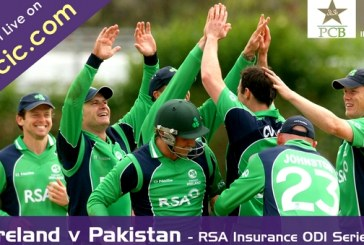Watch Pakistan vs Ireland ODI Live Cricket Streaming