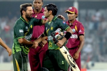 Watch Pakistan vs West Indies 1st ODI Cricket Highlights