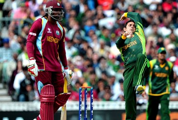 Pakistan vs West Indies 2013 1st ODI Highlights