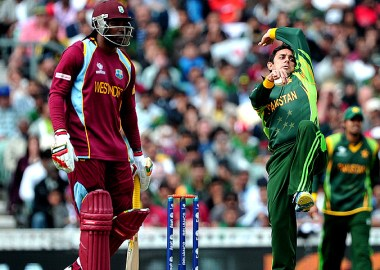 Watch Pakistan vs West Indies 2013 1st ODI Highlights