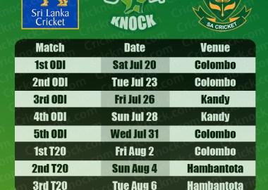 Sri Lanka vs South Africa 2013