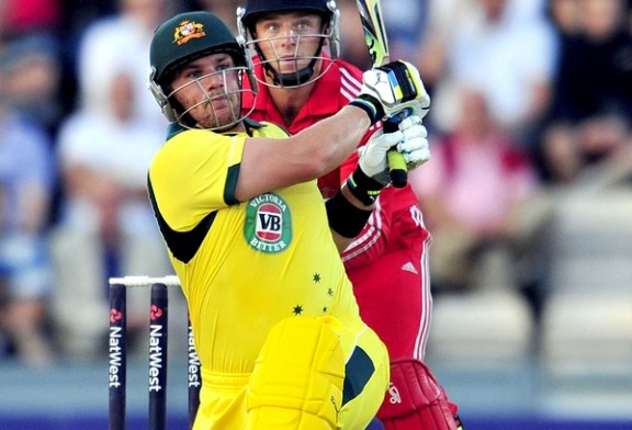 Aaron Finch 156 from 63 balls [Video]