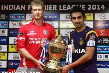 Kings XI Punjab Meet Kolkata Knight Riders in IPL7 Final