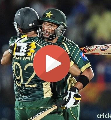 Watch Pakistan vs Sri Lanka 1st ODI Highlights on cricnock.com