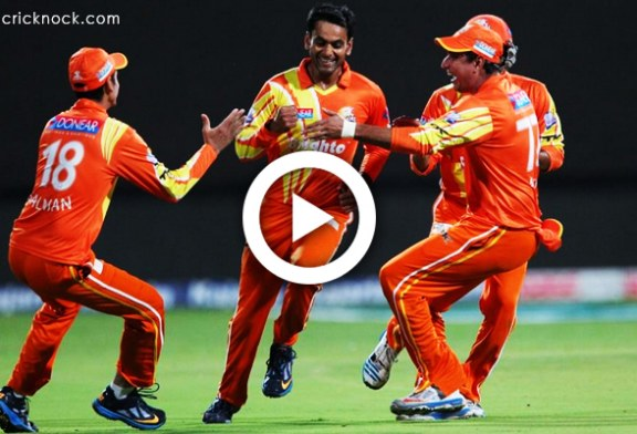 Watch Lahore Lions vs Perth Scorchers CLT20 2014 Highlights