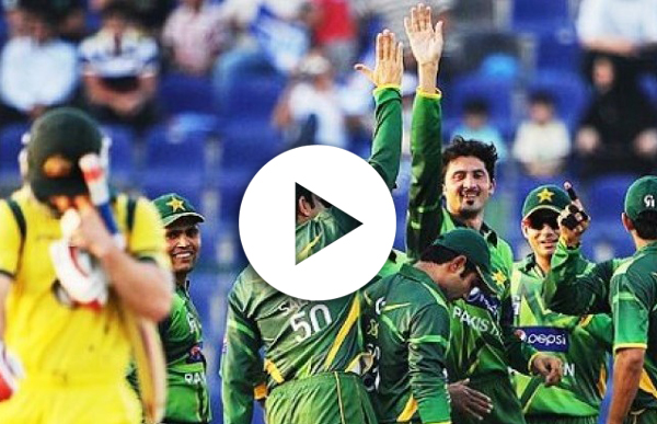 Watch Pakistan vs Australia T20 Cricket Highlights
