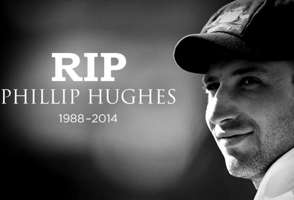 Phillip Hughes Dies at the Age of 25