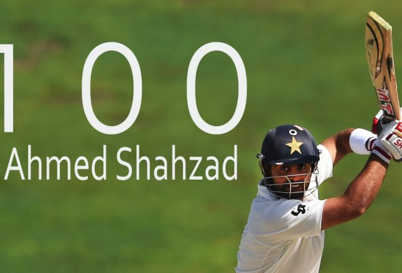 Ahmed Shahzad 176 against New Zealand in UAE