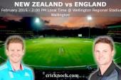 New Zealand vs England Highlights - ICC Cricket World Cup 2015